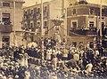 1923. Puerta Almansa. Coronación de la Virgen.jpg