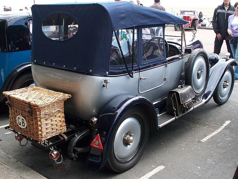 File:1925 MG Morris Oxford 14-28 5852476385.jpg