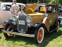 Chevrolet de 1922