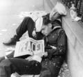 "1945. Drunken Sailors Sleeping. ""PEACE!"".png"