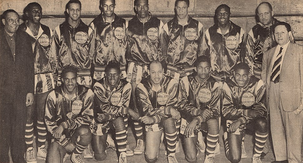 1950 World Series Harlem Globetrotters