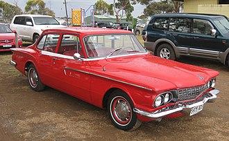 Dodge Lancer - 1962 Dodge Lancer 170 2-Door Sedan