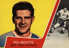 Description de l'image 1963 Topps Phil Goyette.jpg.