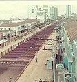 1970 - Avenida Jabaquara, obras do metrô.jpg