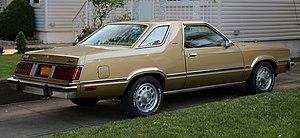 Ford Fairmont - 1980 Ford Fairmont Futura