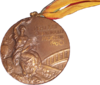 The 1980 Olympic bronze medal