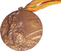 1980 Summer Olympics bronze medal Transparent.png