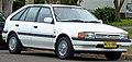 1985-1987 Ford Laser (KC) Ghia 5-door hatchback 01.jpg