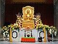 1 Sarnath Temple Buddhism Le Mulagandhakuti Vihāra Sârnâth Varanasi India 2013.jpg