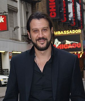 Stefan Kapičić - Stefan Kapicic at the Mayfair Hotel in Manhattan's Theater District in 2016