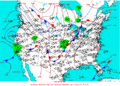 2003-04-28 Surface Weather Map NOAA.png