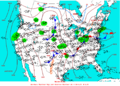2003-05-08 Surface Weather Map NOAA.png