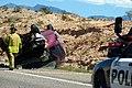 2006-08-19 - Road Trip - Day 27 - United States - Utah - Car Crash - Police 4888917527.jpg