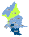 2006 Taipei Mayoral Election.png