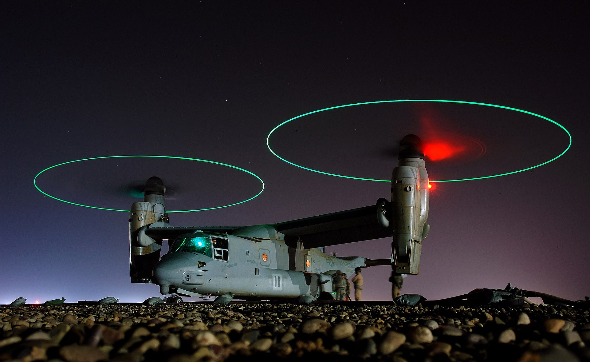 Bell Boeing V22 Osprey