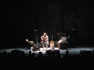 Eddie Vedder - Eddie Vedder at Auditorium Theater, 2008