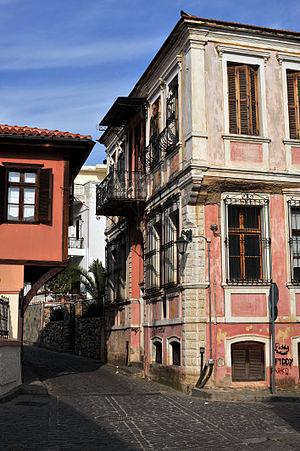 Xanthi - Old town