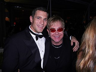 Elton John AIDS Foundation Academy Award Party
