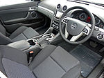 2010 Holden VE II Commodore (MY11) SV6 Sportwagon 04.jpg