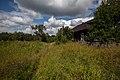 20120721 Тропинка в деревне Вослома, идущая из усадьбы Ухтомских.jpg