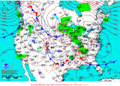 2013-01-25 Surface Weather Map NOAA.png