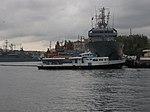 2013-08-30 Севастополь. Вспомогательное судно A512 Mosel ВМС Германии (12).JPG