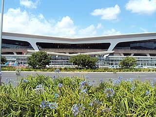 Cape Town International Airport airport in Cape Town, South Africa