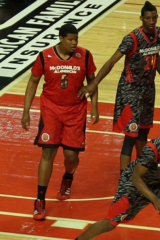 2013–14 North Carolina Tar Heels men's basketball team - Kennedy Meeks