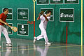 2013 Basque Pelota World Cup - Paleta Goma - France vs Argentina 36.jpg