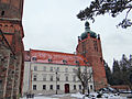 2013 Former Benedictine monastery in Płock - 01.jpg