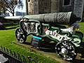 2014, Knights of Malta Cannon, Tower of London - panoramio.jpg