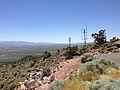 "2014-06-13 12 24 02 View south-southwest from the summit of ""E"" Mountain in the Elko Hills of Nevada.JPG"
