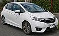 2014 Honda Jazz (GK5 MY15) VTi-L hatchback (2016-01-04) 01.jpg
