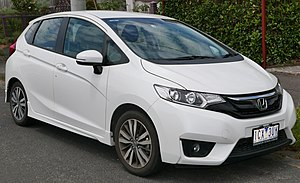 Honda Jazz - Honda Fit