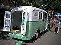 2014 Rolling Sculpture Car Show 09 (1965 International Harvester Metro Van).jpg