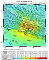2015 Nepal earthquake ShakeMap version 5.png