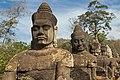 2016 Angkor, Angkor Thom, Brama południowa (09).jpg