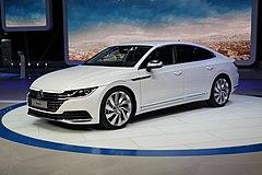 Volkswagen Arteon Wikipedia Wolna Encyklopedia