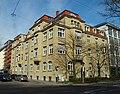 20170313 Stuttgart - Rotebühlstr. 66, Senefelderstr. 22.jpg