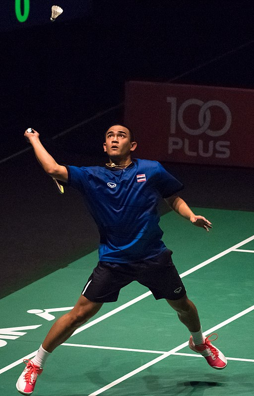 2017 Sea Games Badminton - Khosit Phetpradab