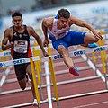 2018 DM Leichtathletik - 110-Meter-Huerden Maenner - Erik Balnuweit - Gregor Traber - by 2eight - DSC7443.jpg
