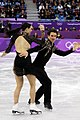 2018 Winter Olympics - Tessa Virtue and Scott Moir - 01.jpg