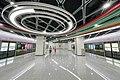 20201227 Platform for Line 3 at Dongshilipu Station.jpg