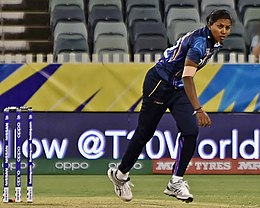 2020 ICC W T20 WC NZ v SL 02-22 Kulasuriya (02).jpg