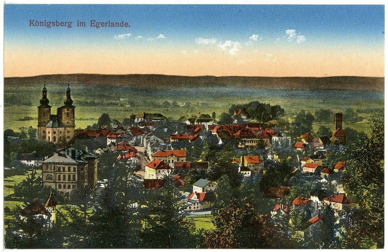 20677-Königsberg a. d. Eger-1917-Blick auf Königsberg-Brück & Sohn Kunstverlag.jpg