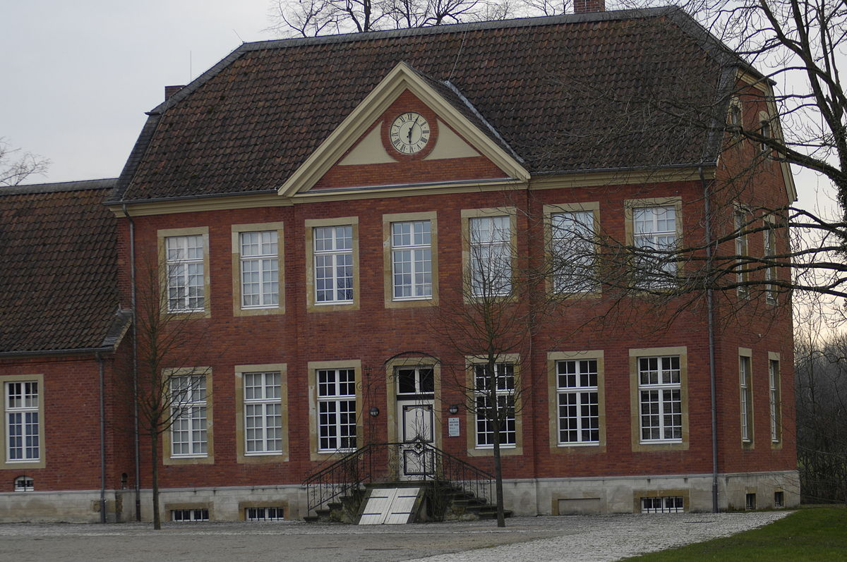 museum f r westf lische literatur haus nottbeck wikipedia. Black Bedroom Furniture Sets. Home Design Ideas