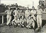 24 Squadron RAAF Liberator aircrew Fenton NT AWM NWA0632.jpg