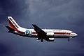 25ca - Air Europa Boeing 737-3Y0; EC-GFU@ZRH;17.05.1998 (5057271138).jpg
