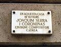 29 Aquí va viure Joaquim Serra, c. Notariat.jpg