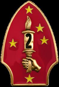 2-я дивизия корпуса морской пехоты (США) — Википедия